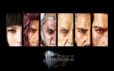 Final Fantasy XV [7] wallpaper