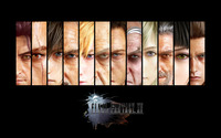 Final Fantasy XV [5] wallpaper 2880x1800 jpg