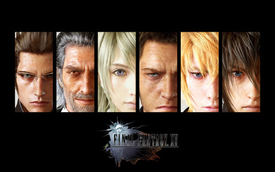 Final Fantasy XV [6] wallpaper