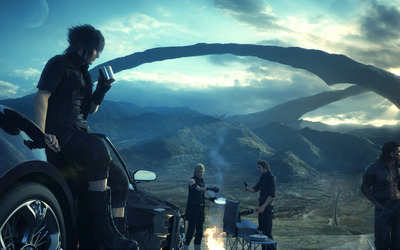 Final Fantasy XV [3] wallpaper