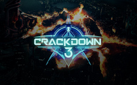 Fire in the city in Crackdown 3 wallpaper 3840x2160 jpg