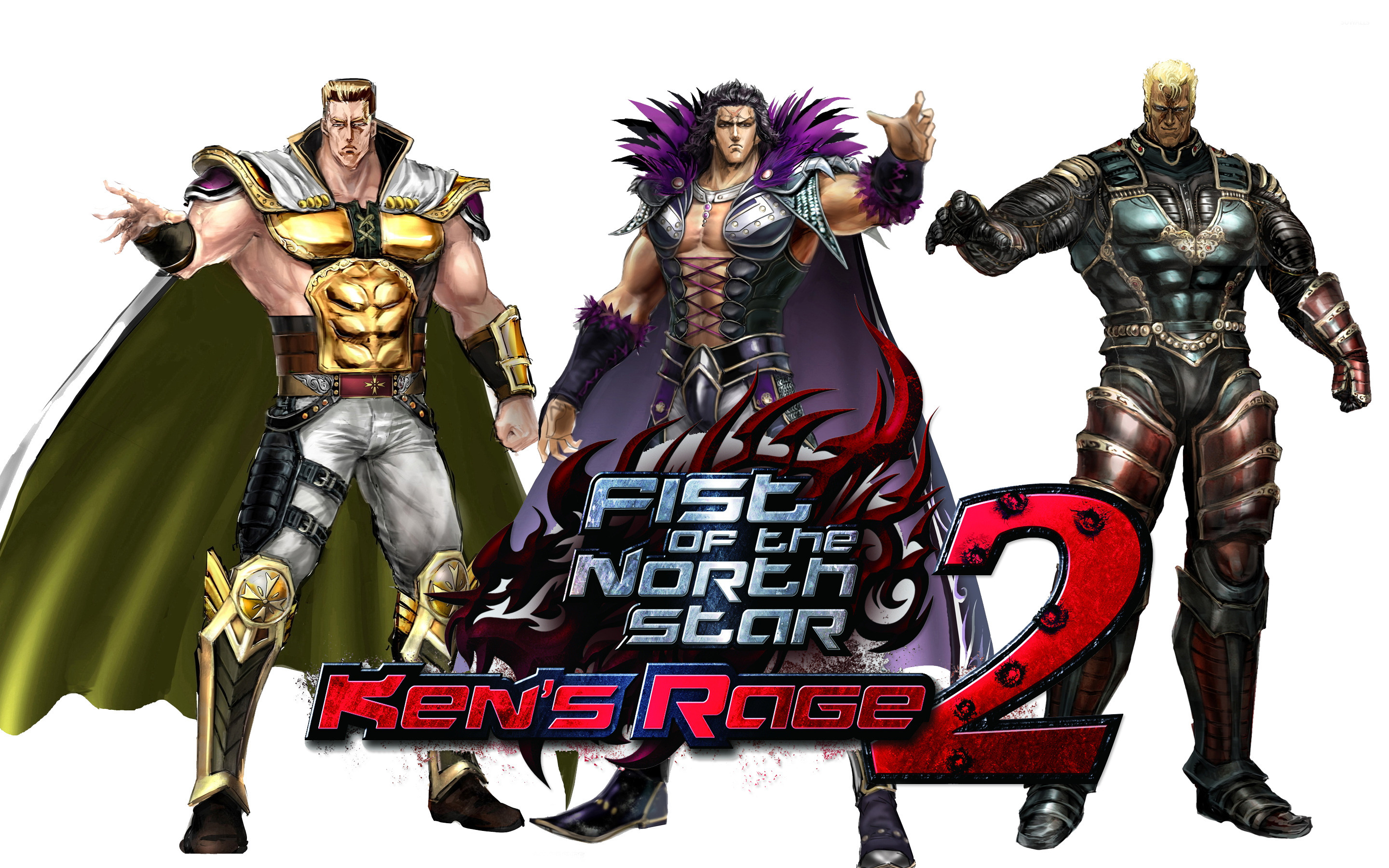 Fist Of The North Star Ken S Rage 2 Wallpaper Game Wallpapers