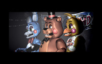 Five Nights at Freddy's wallpaper 1920x1200 jpg