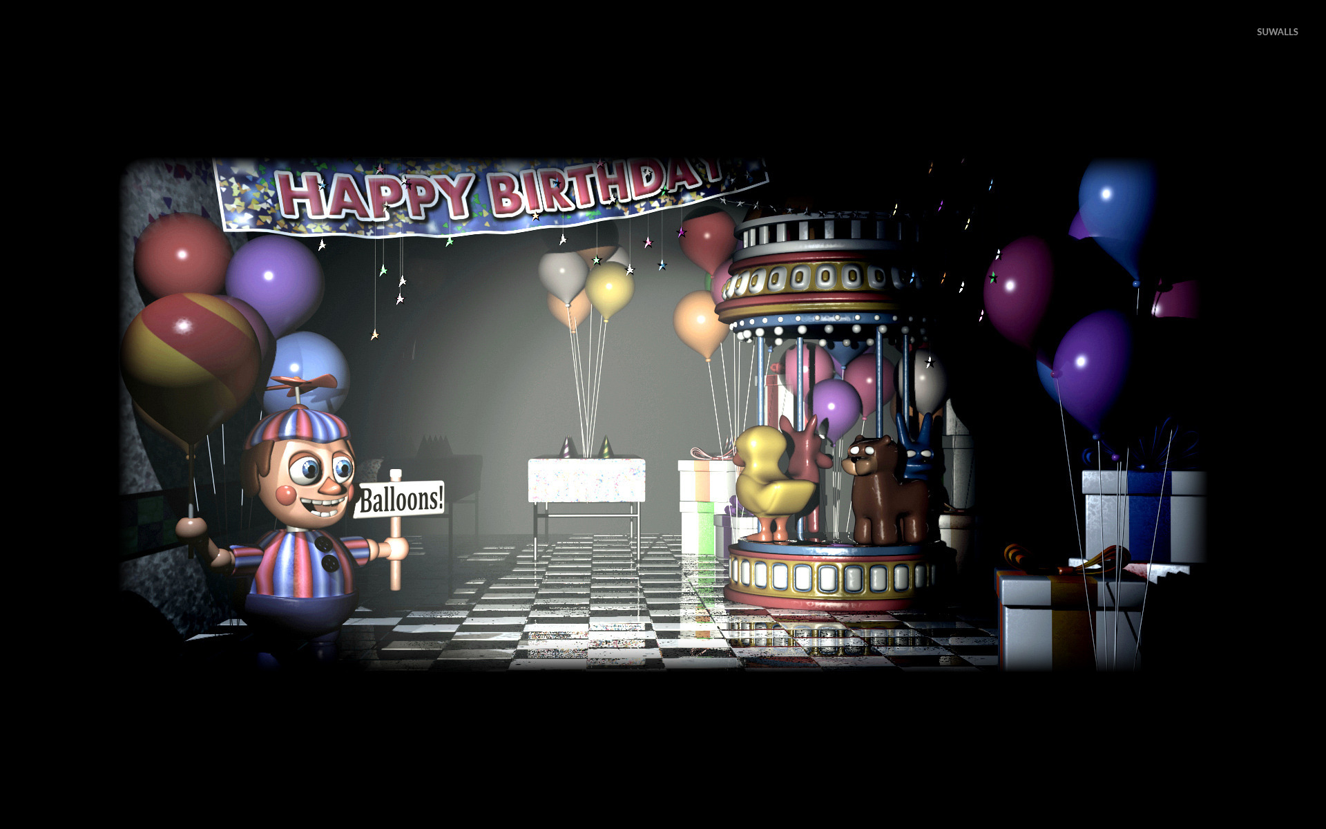 Five Nights At Freddy S 3 Wallpaper Game Wallpapers 35732