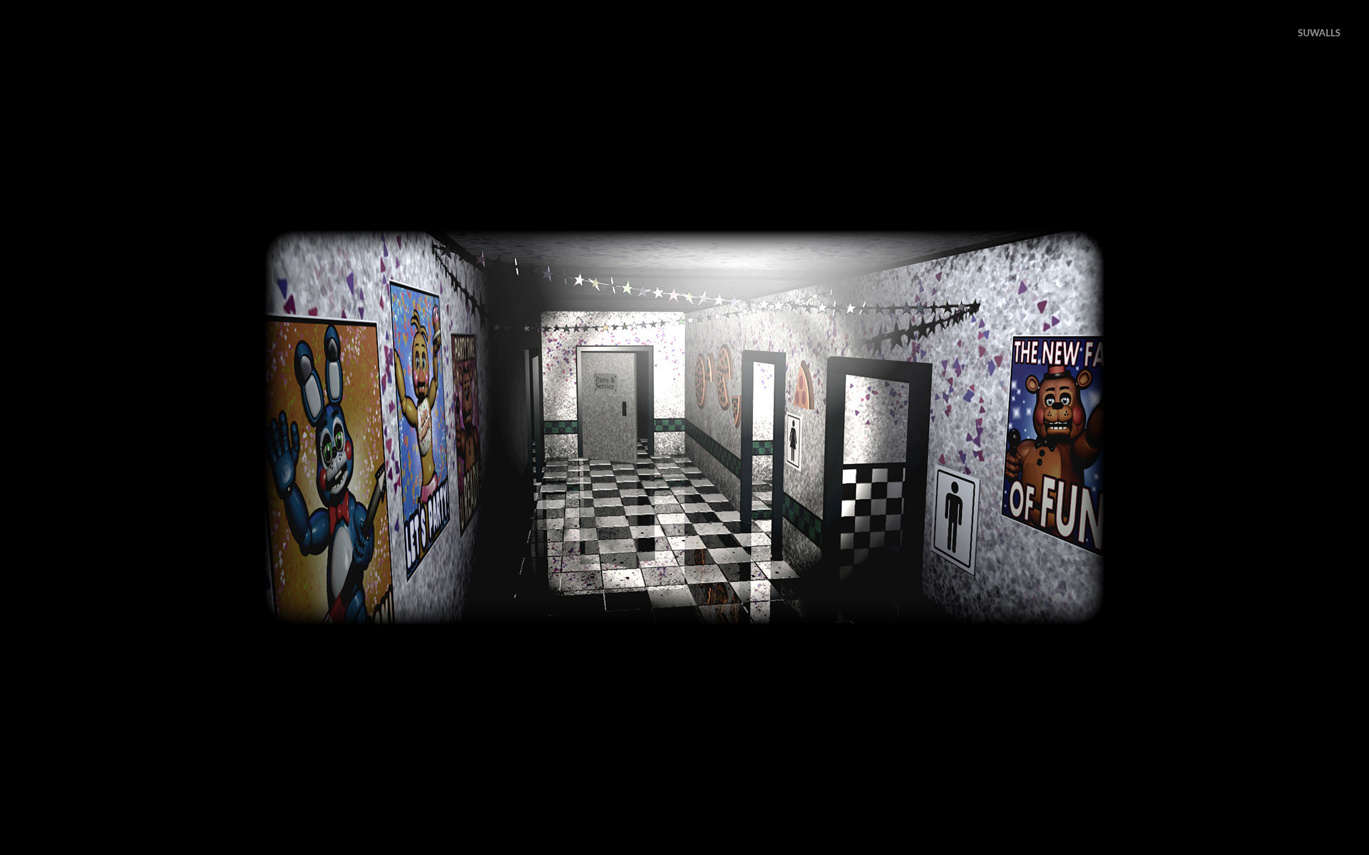 Five Nights At Freddy S 6 Wallpaper Game Wallpapers 35839