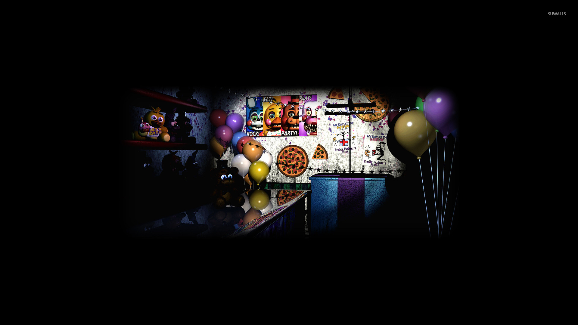 Five nights at freddy s 4 wallpaper game wallpapers 35873