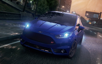 Ford Fiesta ST - Need for Speed: Most Wanted wallpaper