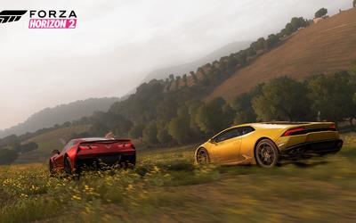Forza Horizon 2 [3] wallpaper