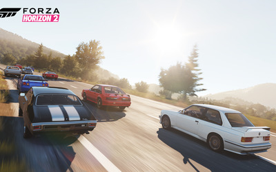 Forza Horizon 2 [14] wallpaper