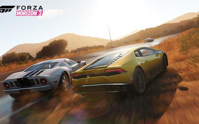 Forza Horizon 2 [5] Wallpaper