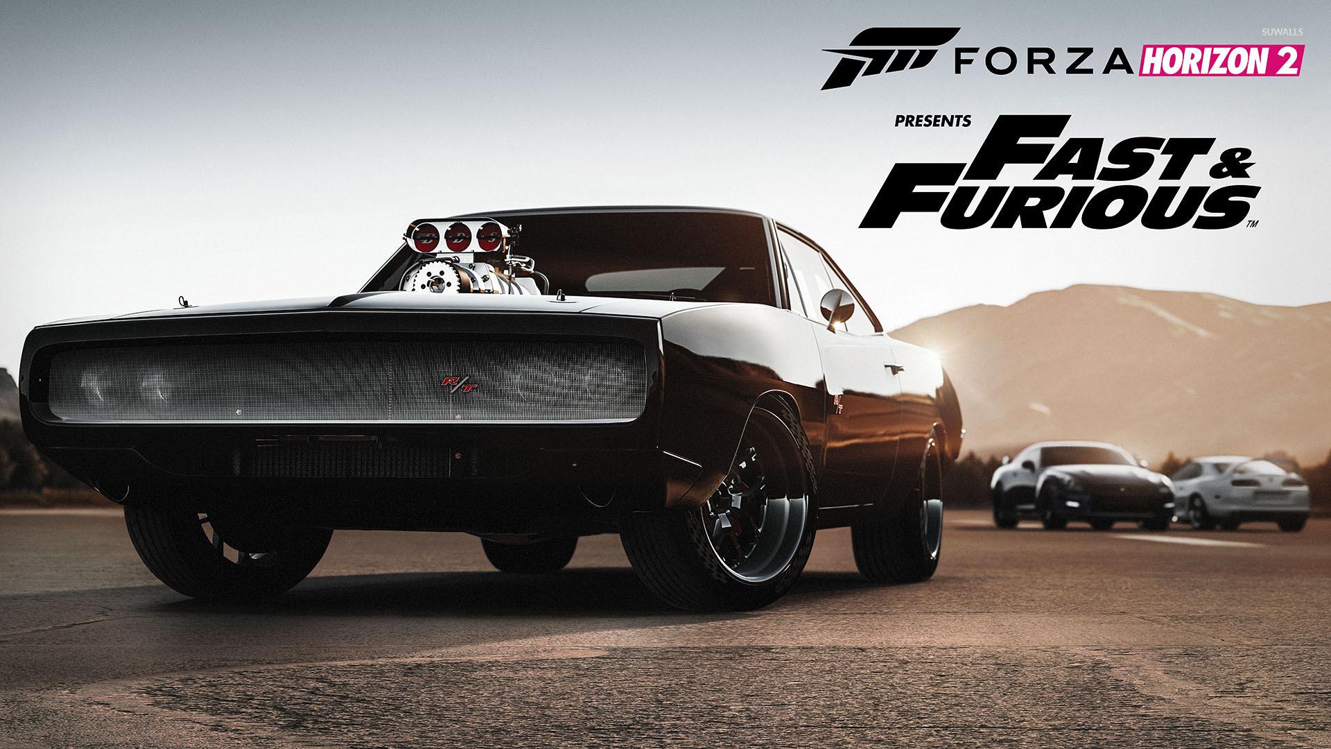 Forza Horizon 2 Presents Fast & Furious wallpaper