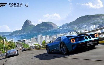 Forza Motorsport 6 wallpaper