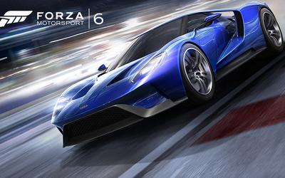 Forza Motorsport 6 [3] wallpaper