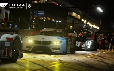 BMW- Forza Motorsport 6 wallpaper