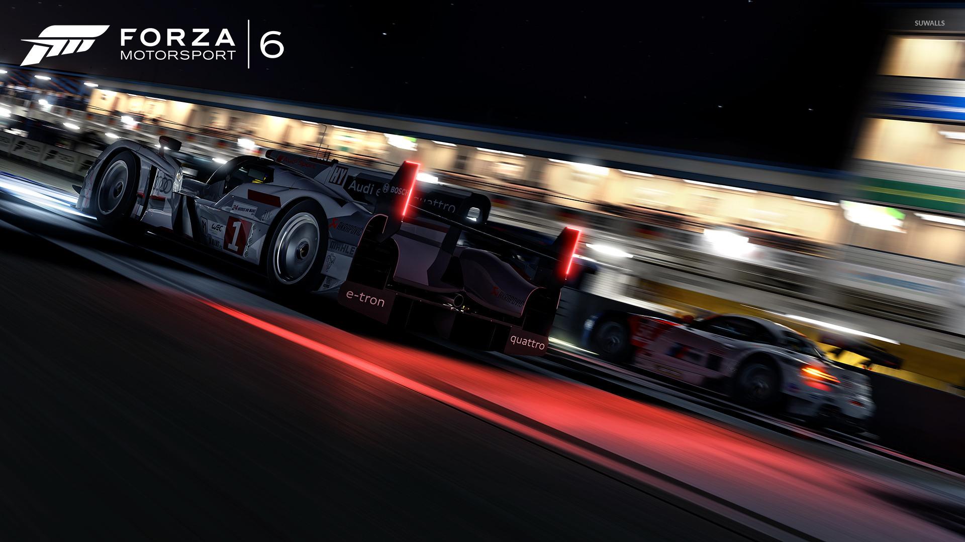 Audi R18 E Tron Quattro Forza Motorsport 6 Wallpaper