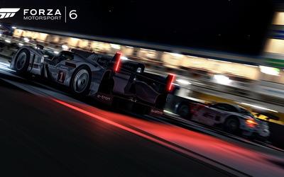 Audi R18 e-tron quattro - Forza Motorsport 6 wallpaper
