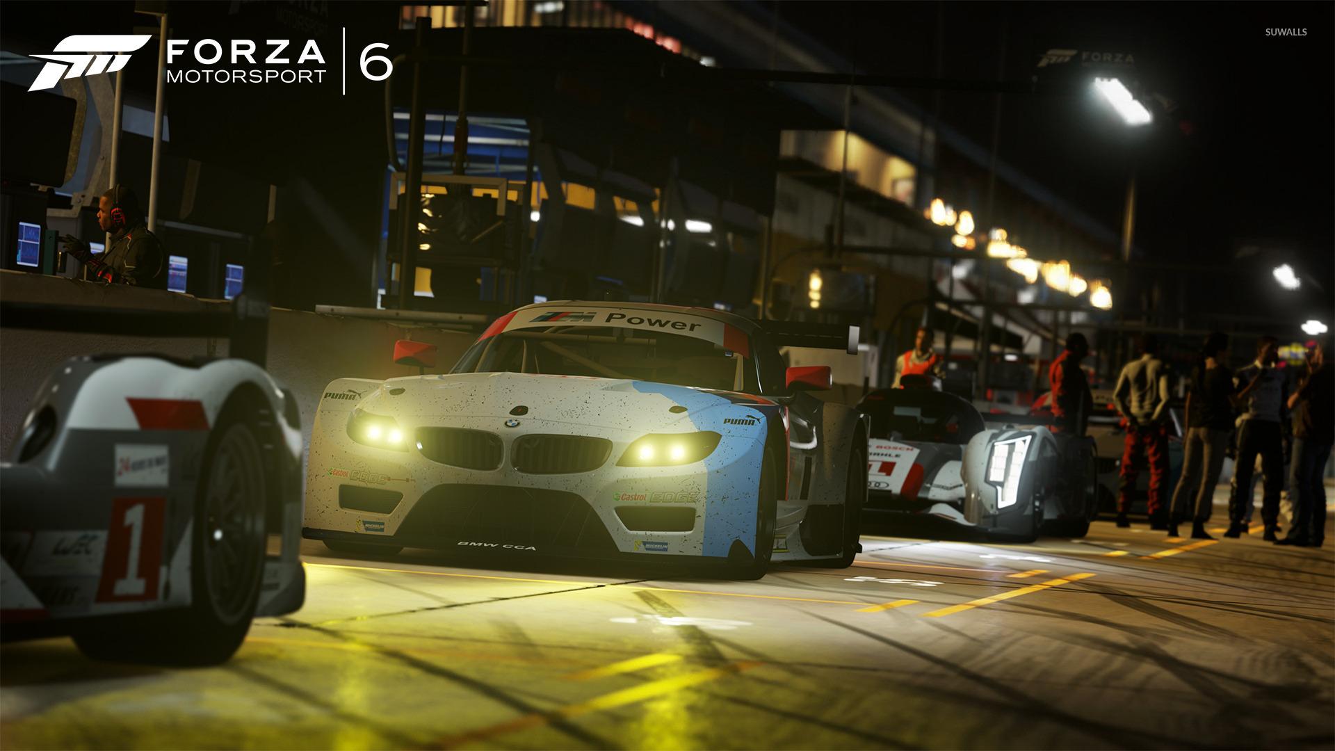 Forza Motorsport 6 6 Wallpaper Game Wallpapers 44849