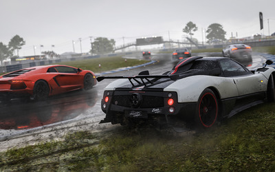 Pagani Zonda - Forza Motorsport 6 wallpaper