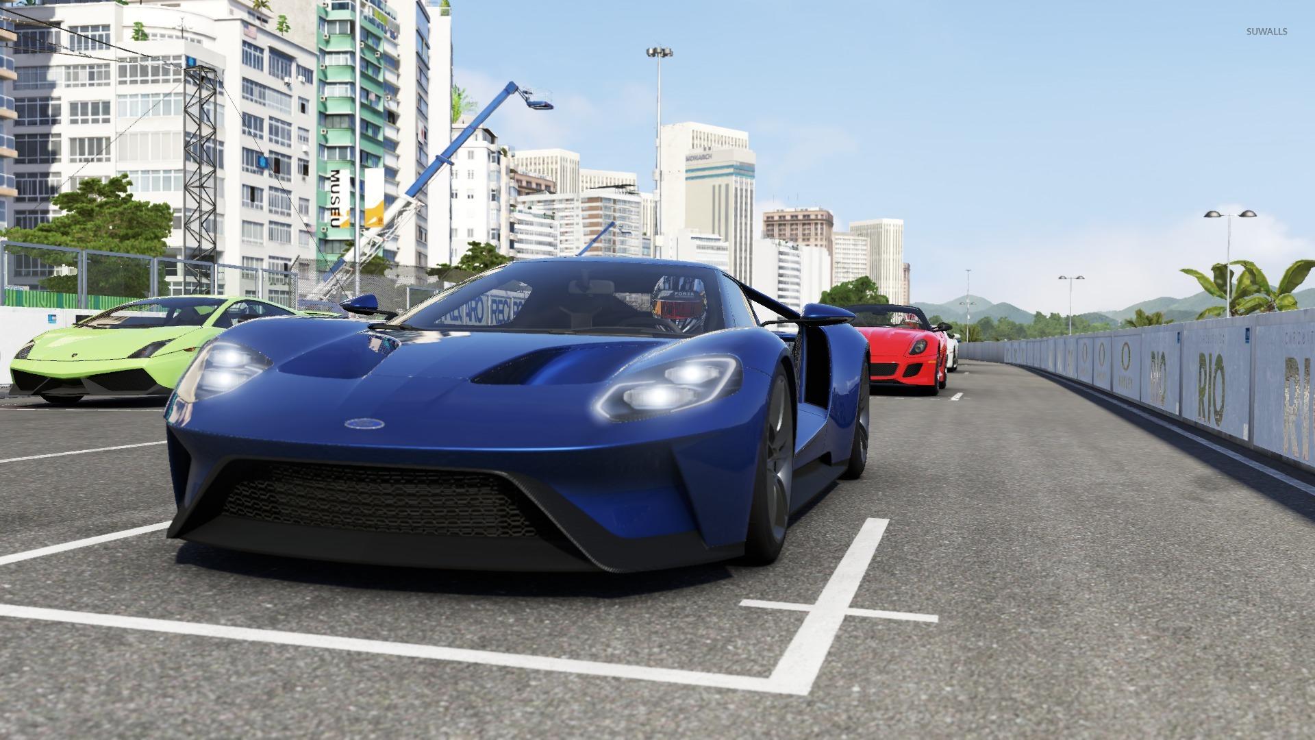 Ford In Forza Motorsport 6 Wallpaper