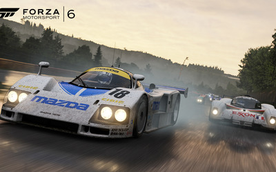 Mazda 787B in Forza Motorsport 6 wallpaper