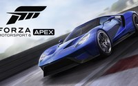 Blue Ford GT in Forza Motorsport 6 wallpaper 1920x1080 jpg