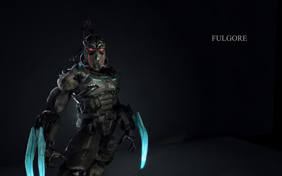 Fulgore - Killer Instinct wallpaper