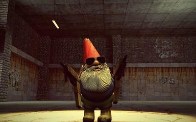 Garden Gnome - Half-Life wallpaper