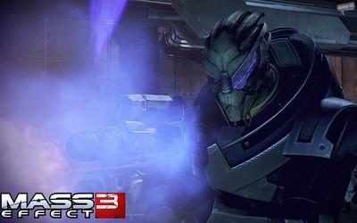 Garrus Vakarian -  Mass Effect 3 wallpaper