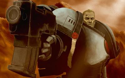 Garviel Loken - Warhammer 40,000 wallpaper