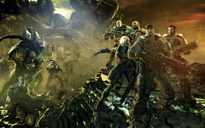 Gears of War 2 [3] wallpaper
