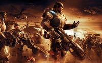 Gears of War 2 wallpaper 1920x1080 jpg