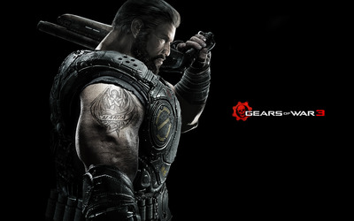 Gears of War 3 [11] wallpaper