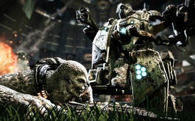 Gears of War 3 [14] wallpaper