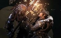 Gears of War 3 [18] wallpaper 1920x1200 jpg