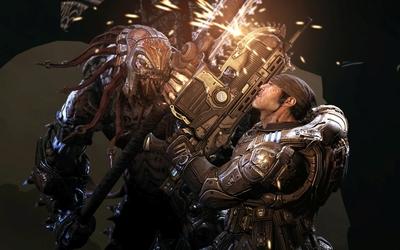 Gears of War 3 [18] wallpaper