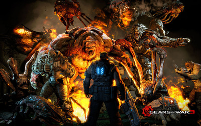 Gears of War 3 [12] wallpaper