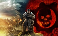 Gears of War 3 [16] wallpaper 2560x1440 jpg