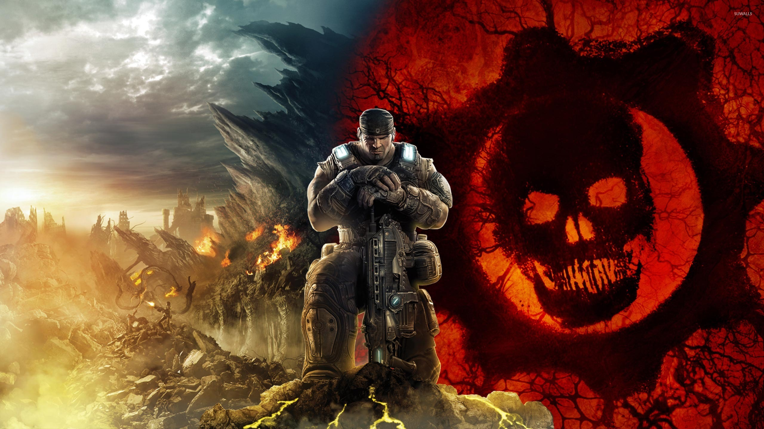 Gears Of War 3 16 Wallpaper Game Wallpapers 41327