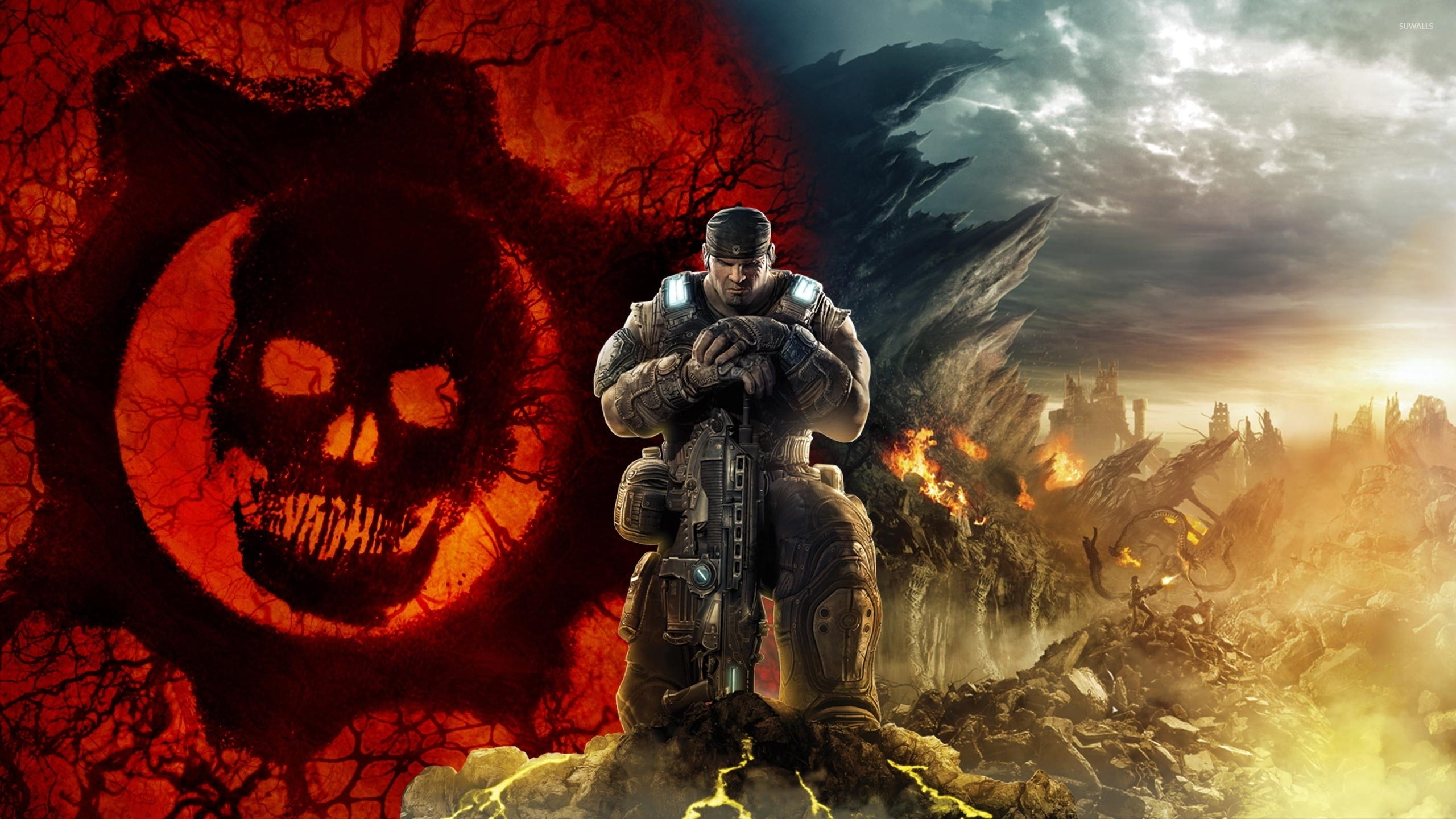 Gears Of War 3 15 Wallpaper Game Wallpapers 41895