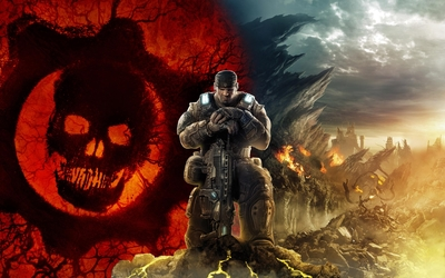 Gears of War 3 [15] wallpaper