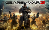 Gears of War 3 [3] wallpaper 2560x1600 jpg