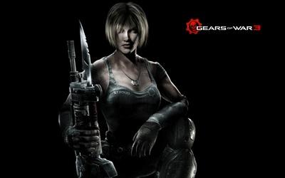 Gears of War 3 [7] wallpaper