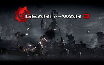 Gears of War 3 [5] wallpaper