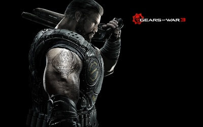 Gears of War 3 [8] wallpaper