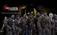 Gears of War 3 wallpaper 2560x1600 jpg