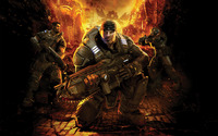 Gears of War [4] wallpaper 2880x1800 jpg
