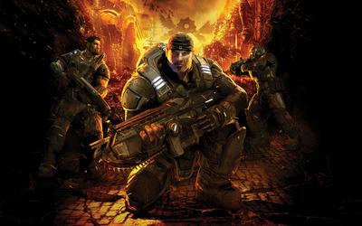 Gears of War [4] wallpaper