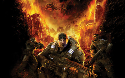 Gears of War [5] wallpaper