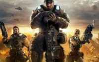 Gears of War wallpaper 2560x1600 jpg