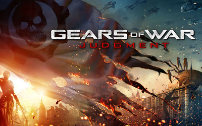 Gears of War: Judgment wallpaper